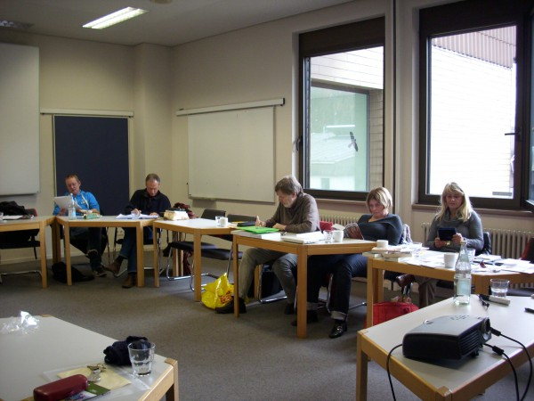 2013 Seminarteilnehmer 2